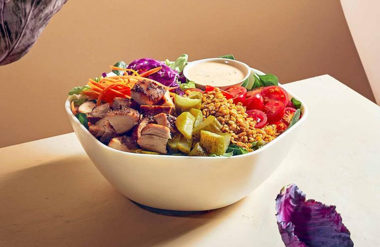 Sweetgreen Crispy Chicken Salad
