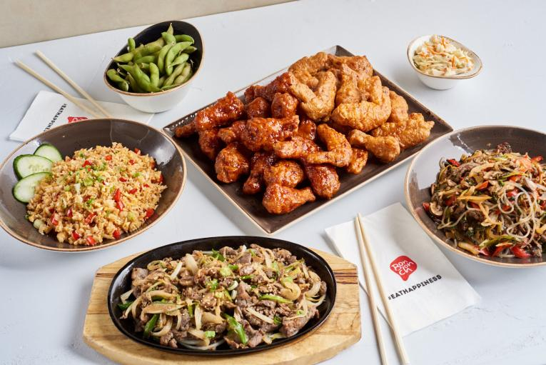 Korean fried chicken restaurant chain changes to fast casual business model.