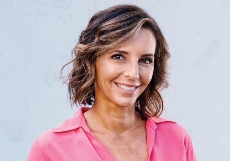 Maria Pourteymour, Cofounder & Chief Cuisine Officer,Luna Grill