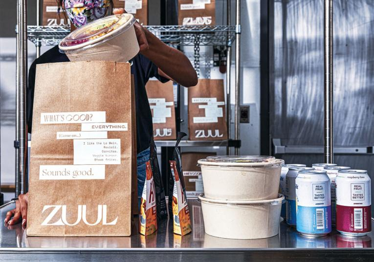 Zuul Market sets up delivery points around New York City