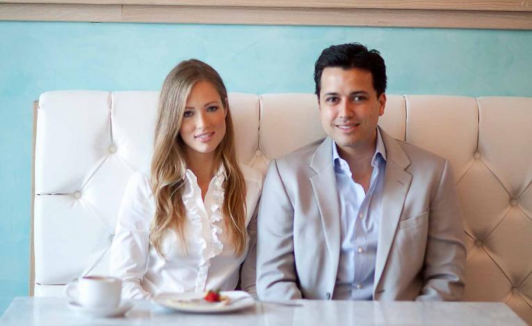 Houston fast casual Sweet Paris offers cafe food in Instagram friendly restaurants.
