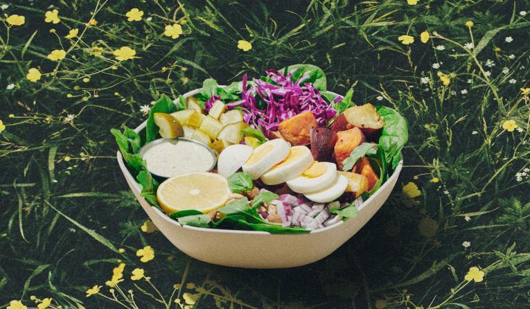 Sweetgreen bowl of food.