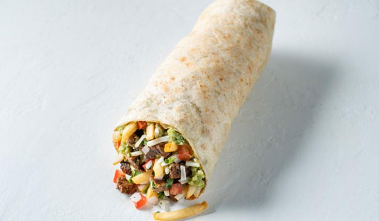 Chronic Tacos burrito.