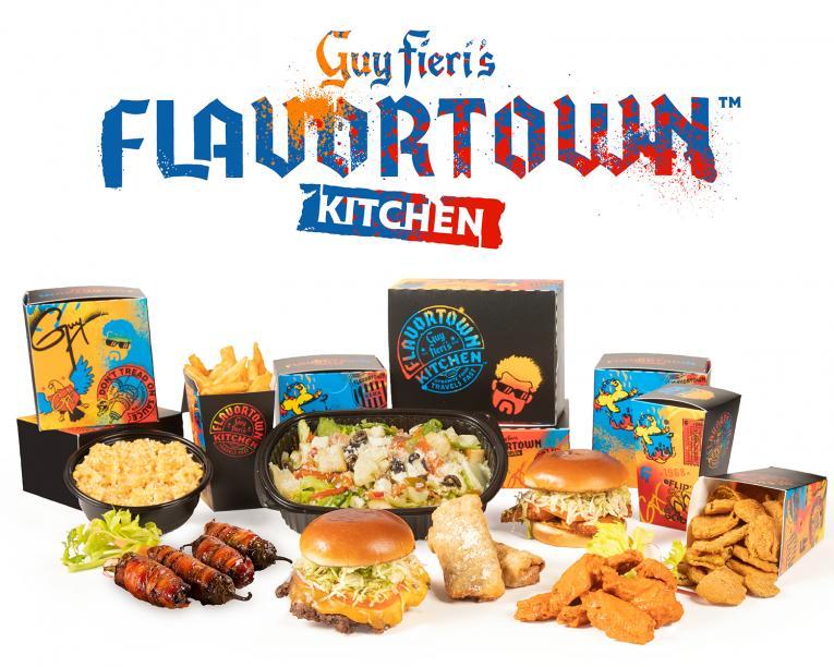 Guy Fieri's Flavortown Kitchen.