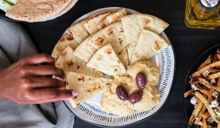 The Simple Greek food.