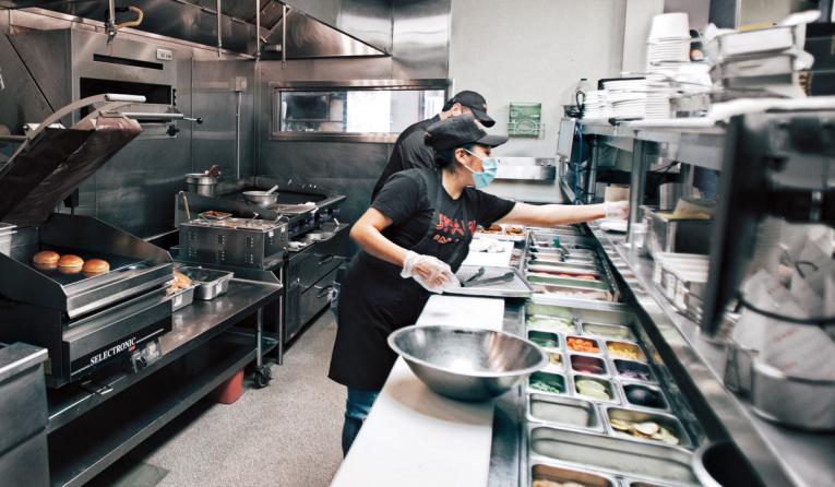 C3 ghost kitchen
