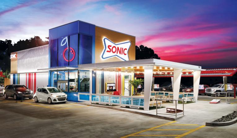 Sonic Drive-In new Delight prototype