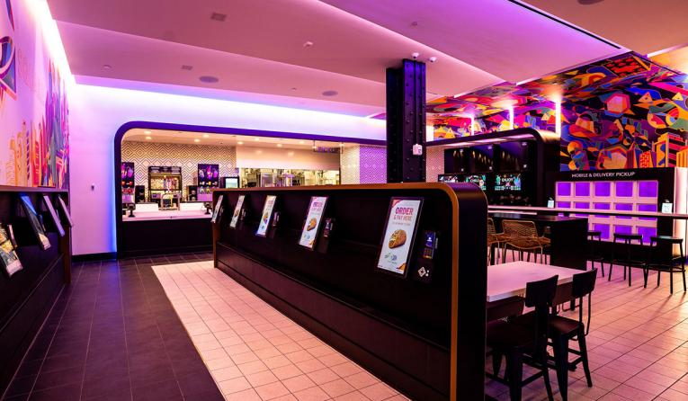 Taco Bell Cantina store.