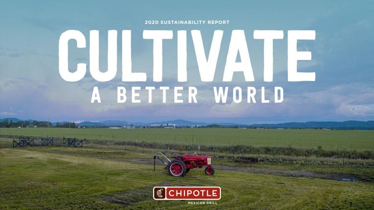 Chipotle released its 2020 Sustainability Report