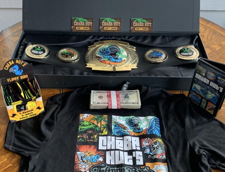 Cheba Hut Prizes