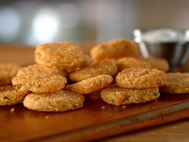 Zaxby's fried pickles.