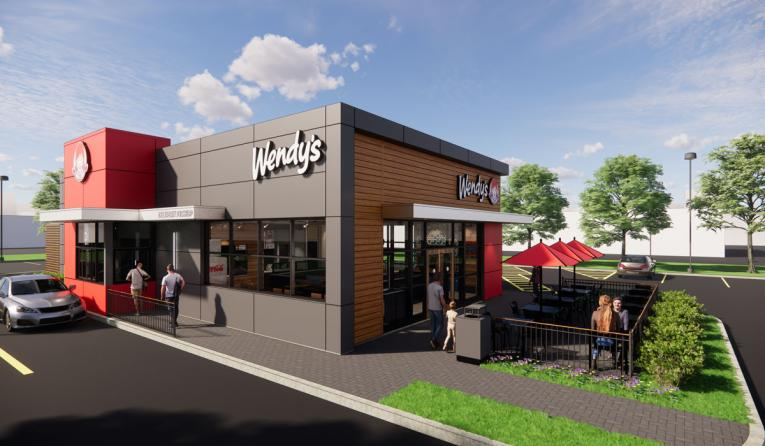 Wendy's NextGen Freestanding Drive-Thru