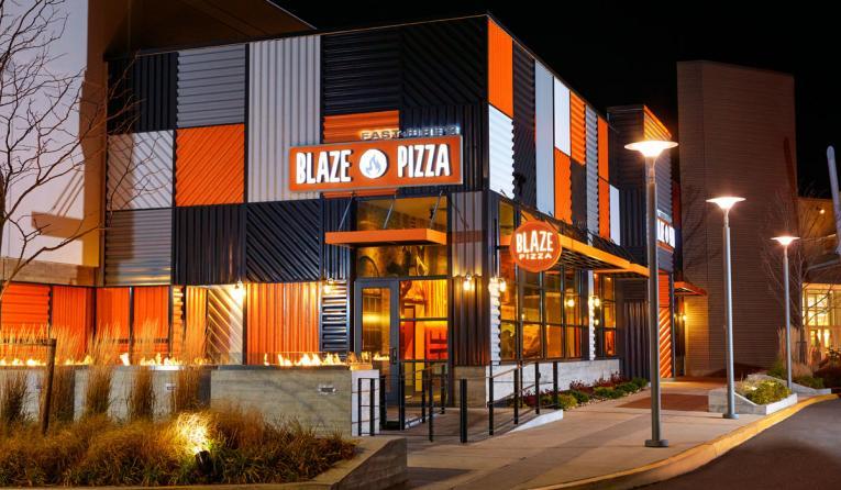 Blaze Pizza location