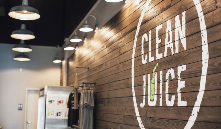 Clean Juice logo