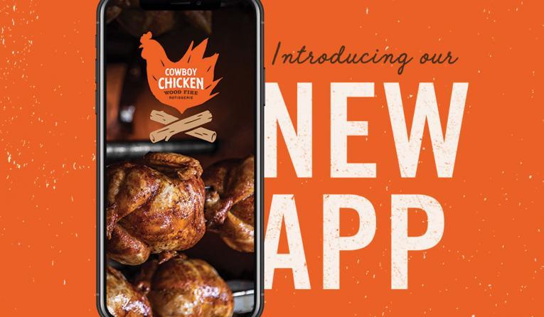 Cowboy Chicken Mobile App