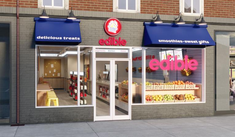 Edible prototype store