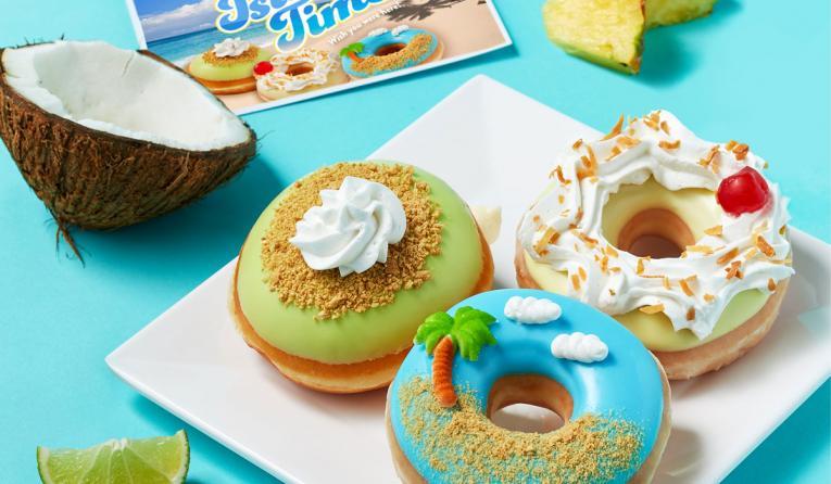 Krispy Kreme Island Collection