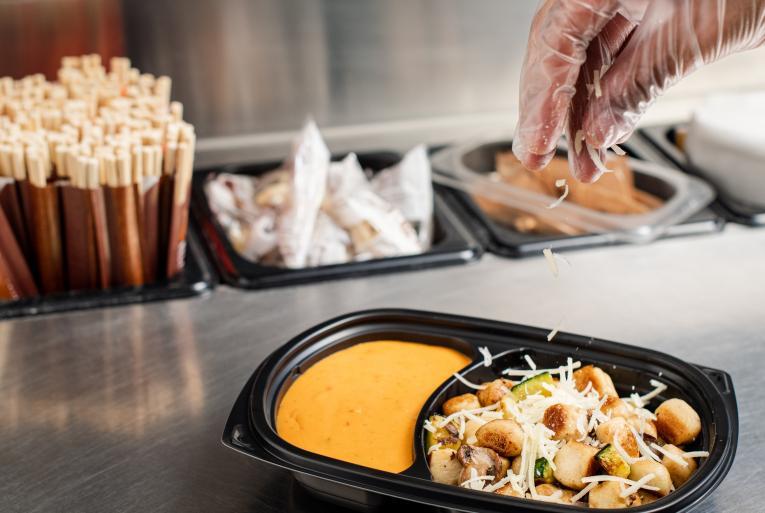 Noodles & Company Gnocchi.