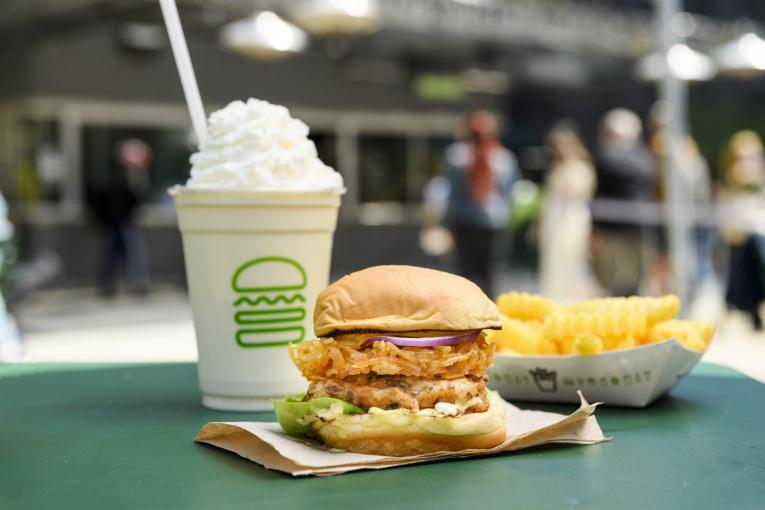 Shake Shack's Atoburger