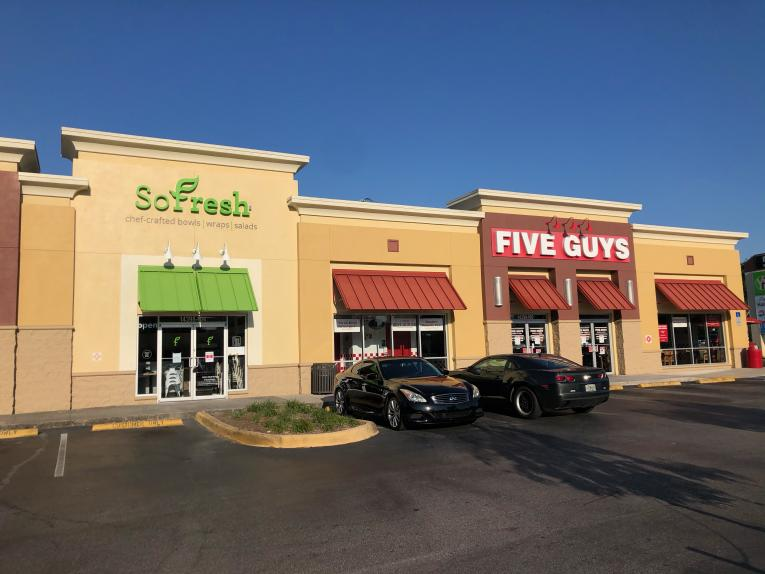 SoFresh Store in Carrollwood, Florida