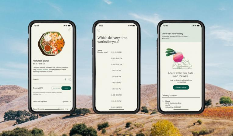 sweetgreen app