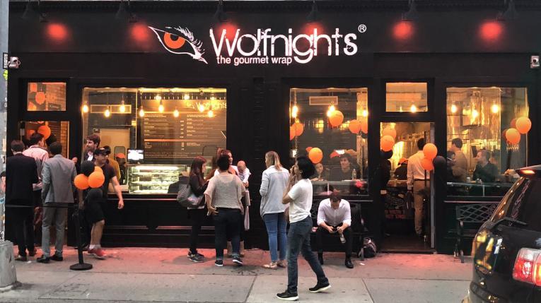Wolfnights in Manhattan