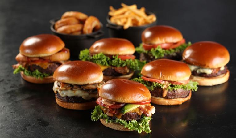 Nextbite burgers.