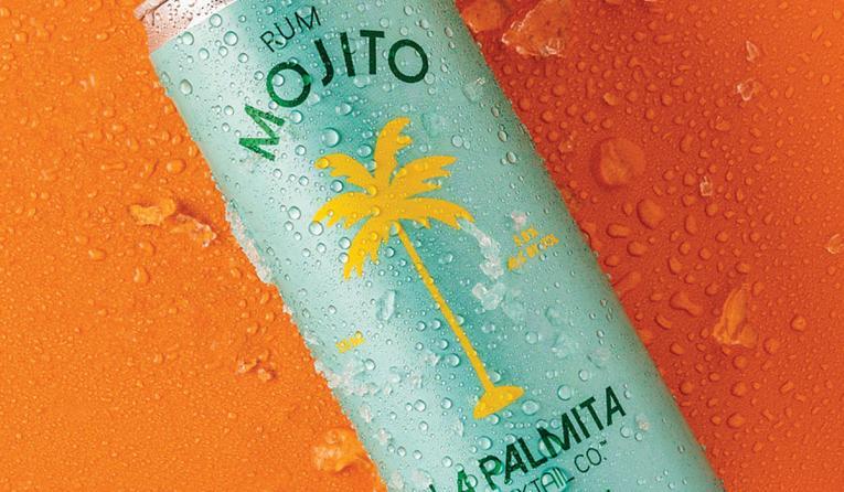 Pollo Tropical Rum Mojito.