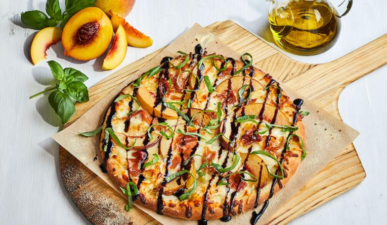 Your Pie pizza.