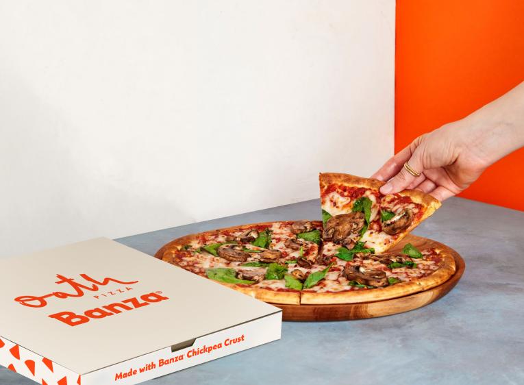Oath Pizza and Banza.