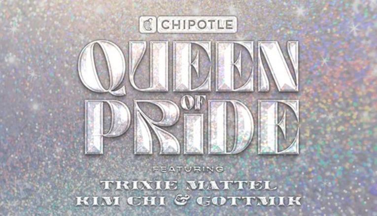 Chipotle pride