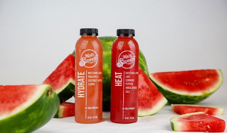 Main Squeeze Juice Co. Watermelon Juices