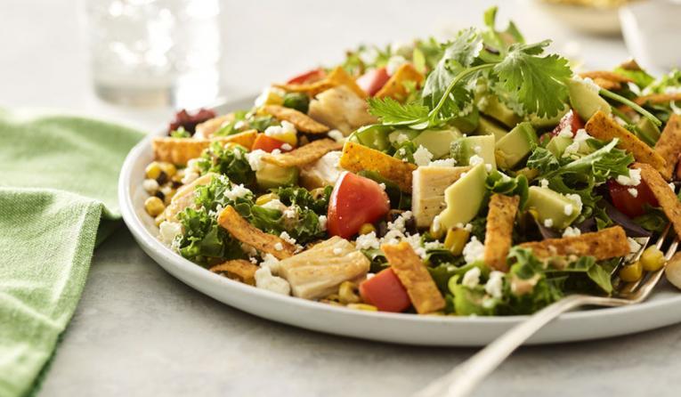Noodles & Company salad