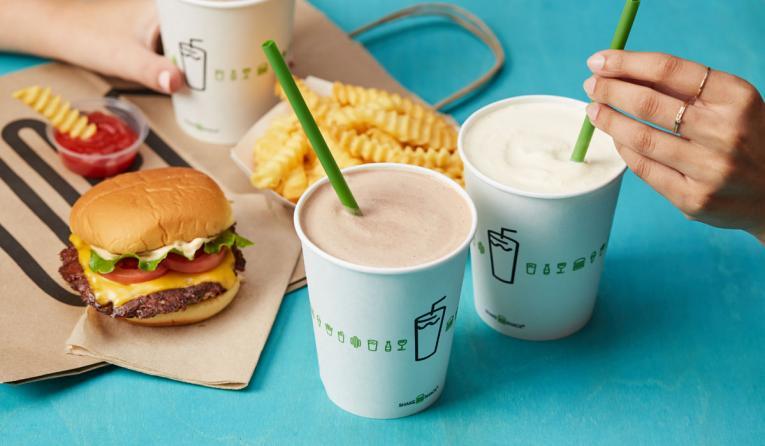 Shake Shack items