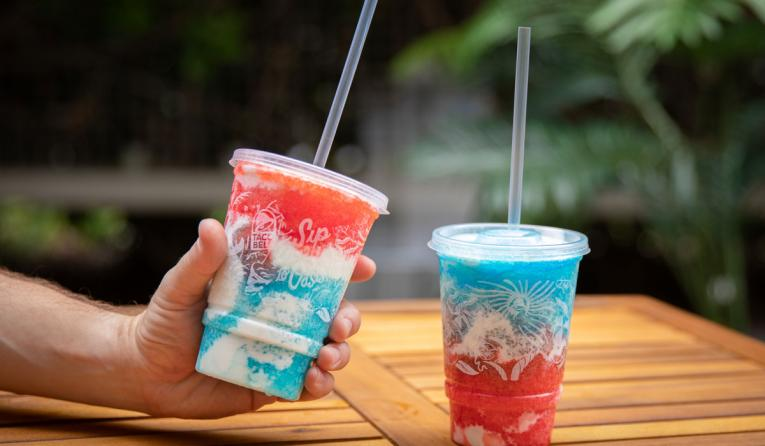 Taco Bell tropical whip hacks