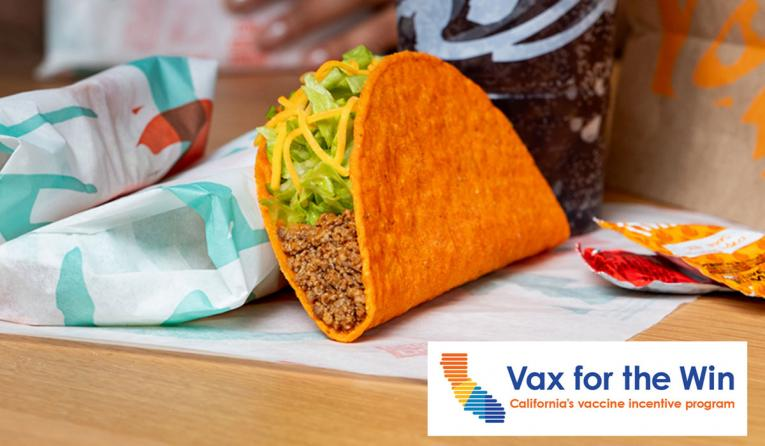 Taco Bell vaccination