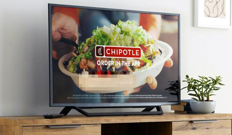 Chipotle TV.