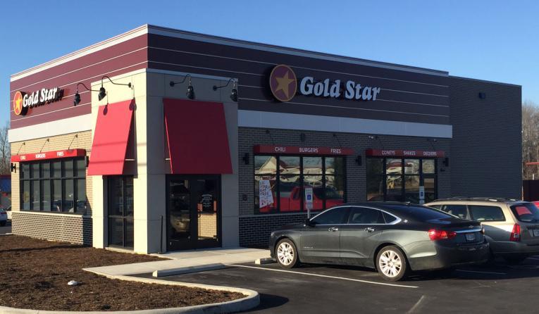 Gold Star Chili exterior.