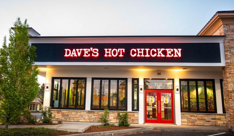 Dave's Hot Chicken exterior