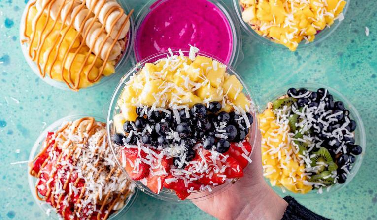 Frutta Bowls item