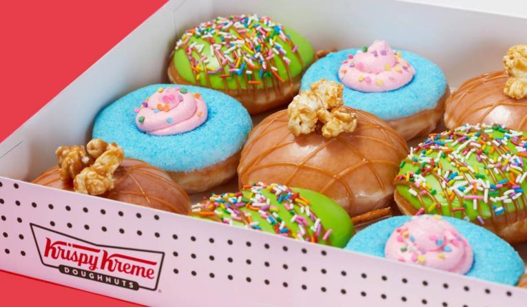 Krispy Kreme Carnival Collection