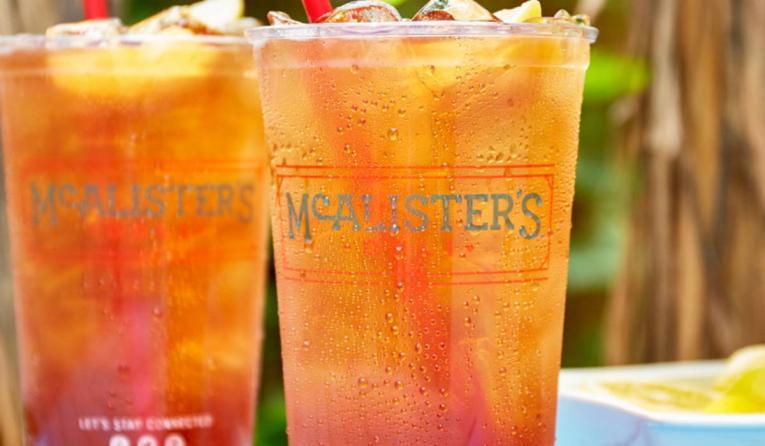 McAlister's Deli tea