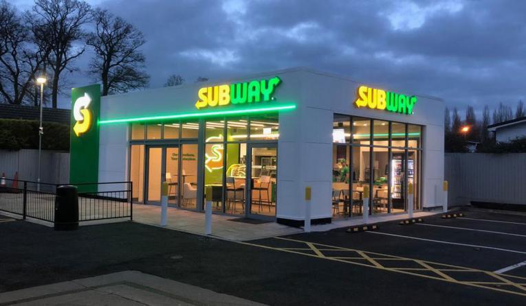remodeled Subway