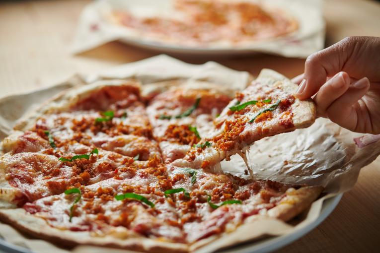MOD Pizza.