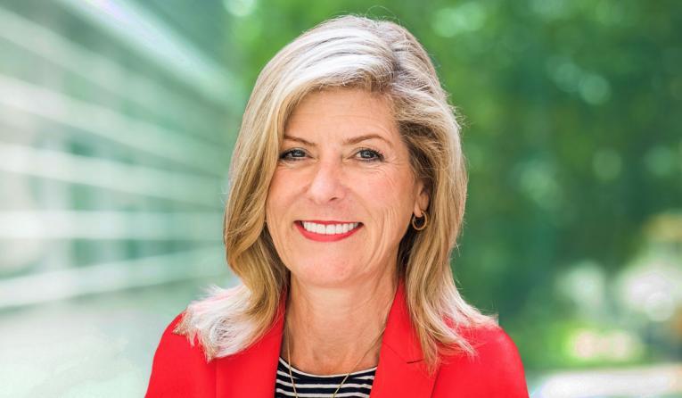 Checkers & Rally's CEO Frances Allen.