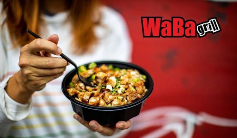 Waba Grill bowl.