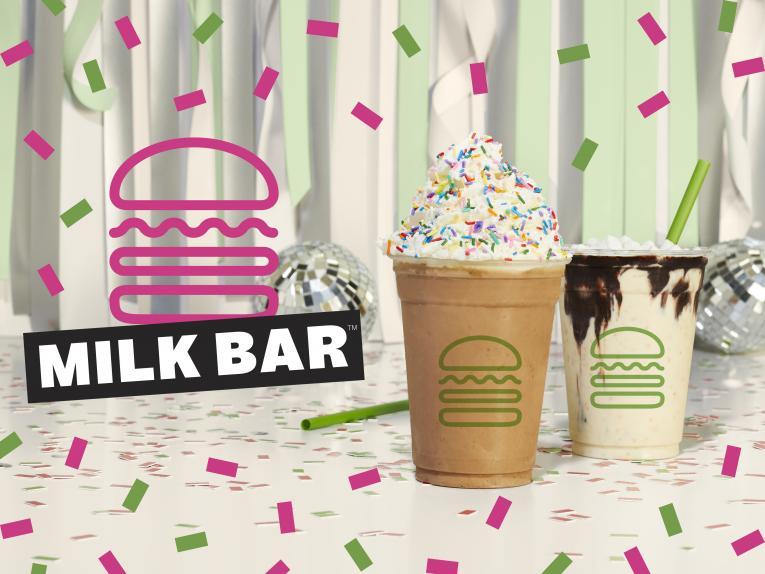 Shake Shack and Milk Bar.