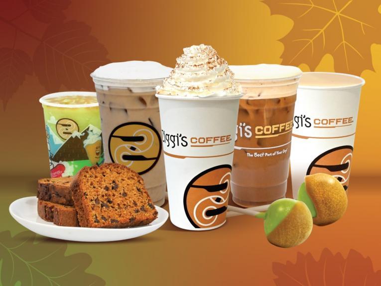 Ziggi's Coffee.