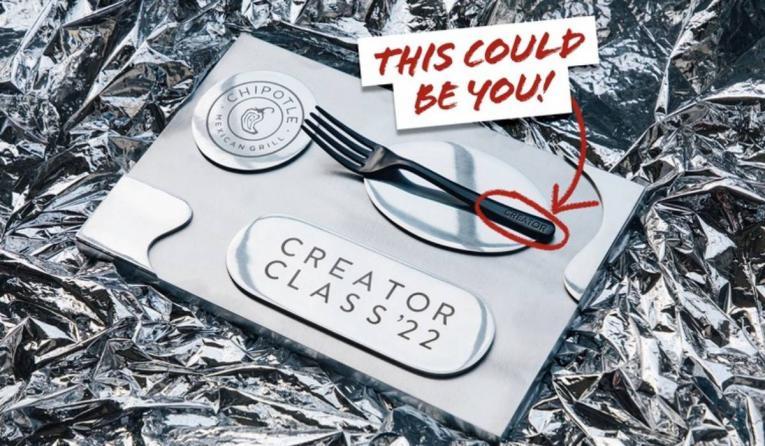 Chipotle Creator Class.