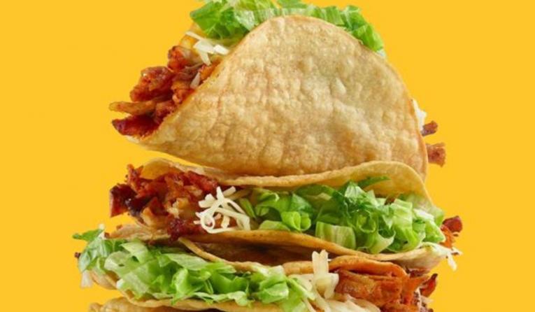 El Pollo Loco's Crunchy Tacos.